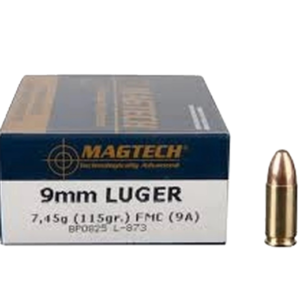 9mm magtech for sale